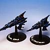 Battlefleet Gothic: Eldar - Monsum Eskorte