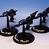 Battlefleet Gothic: Eldar - Taifun Fregatte