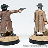Dead Mans Hand: Pinkerton Bande