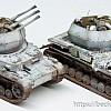 Szenario Ardennen Offensive: Deutsche Panzerkompanie Flugabwehr - 2 Flakpanzer IV Wirbelwind