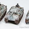 Szenario Ardennen Offensive: Deutsche Panzerkompanie HQ - CinC Panther A, 2iC Panther G, addional Panther G