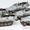 Szenario Ardennen Offensive: Deutsche Panzerkompanie Combat - Panzergrenadierkompanie SdKfz 251 D