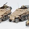 Szenario Nordafrika: Deutsch Afrika Korpse Schwere Waffenzug