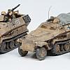 Szenario Nordafrika: Deutsch Afrika Korpse Panzergrenadierzug 1