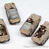 Szenario Nordafrika: Deutsch Afrika Korpse Panzergrenadierzug 2