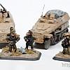 DAK Panzergrenadiere HQ 01