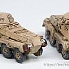 Szenario Nordafrika: Deutsch Afrika Korpse SdKfz 231 8-Rad
