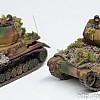 Szenario Ostfront (Grey Wolf): Deutsche Panzerkompanie Flugabwehr - 2 Flakpanzer IV Wirbelwind