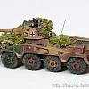Szenario Ostfront (Grey Wolf): Deutsche Panzerkompanie Aufklärung - 2 SdKfz 234/2 Puma