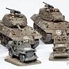 Szenario Nordafrika: US M10 Tank Destroyer Platoon