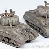 Szenario Nordafrika: US M4A1 Sherman Platoon
