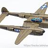 Szenario Nordafrika: US P-38 Lightning