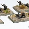 Szenario Nordafrika: US Paratroopers M1919 LMG Platoon