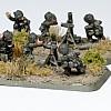 Szenario Nordafrika: US Paratroopers M1 81mm Mörser Platoon