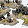 Szenario Nordafrika: US Paratroopers M2A1 105mm howitzer Platoon