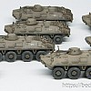 Soviets: BTR-60 Transports