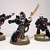 Warhammer 40k: Eldar - Unterstützungs Einheiten