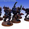 Warhammer 40k: Eldar - Sturm Einheiten
