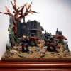 Inquisitions Gardisten Diorama