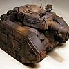 Fertiger Panzer