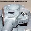 Zusätzliche Panzerung am Turm